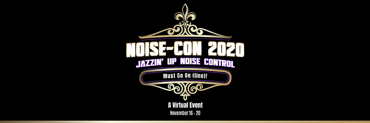 New Orleans June 2020 noisecon20   Institute of Noise Control Engineering